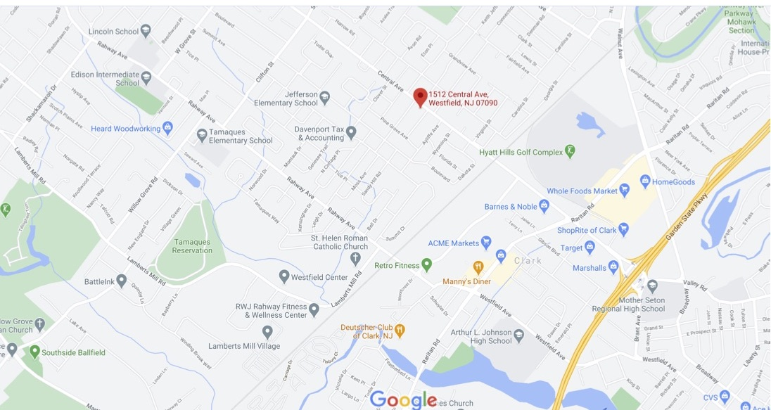 1512 Central Ave - Google Maps